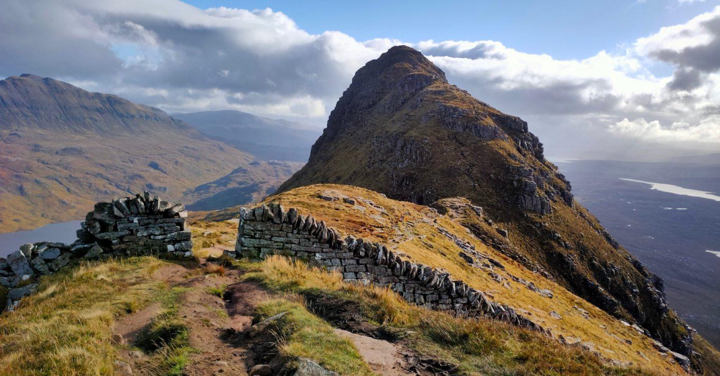 Photae o Scottish laundscape